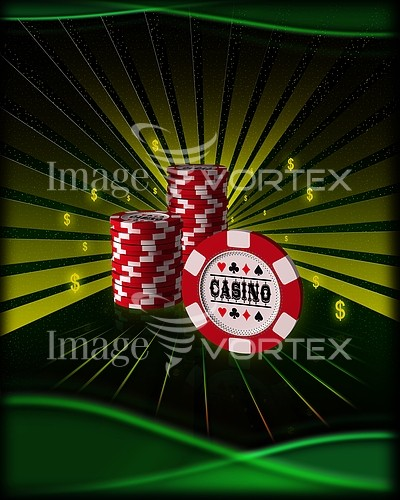Casino / gambling royalty free stock image #158660831