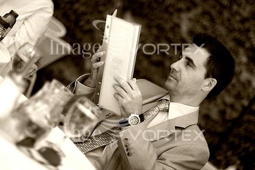 Man royalty free stock image #158866268
