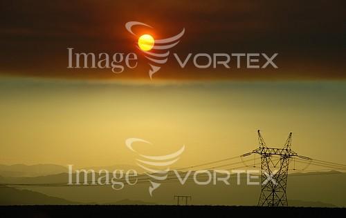 Sunset / sunrise royalty free stock image #174987271