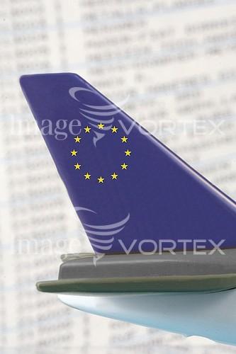 Airplane royalty free stock image #186011834