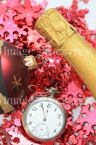 Christmas / new year royalty free stock image #205645480