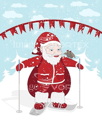 Christmas / new year royalty free stock image #221651138