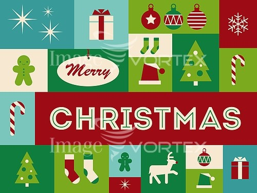 Christmas / new year royalty free stock image #243190121