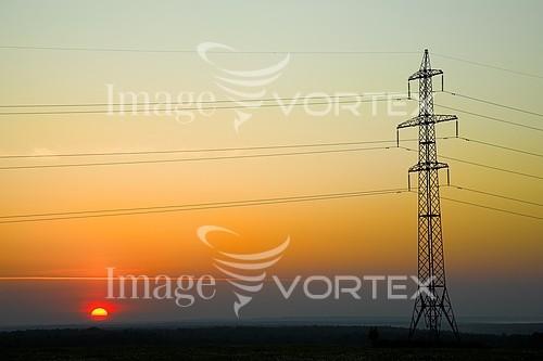 Sunset / sunrise royalty free stock image #271525462
