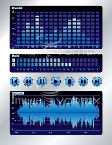 Music royalty free stock image #276825146