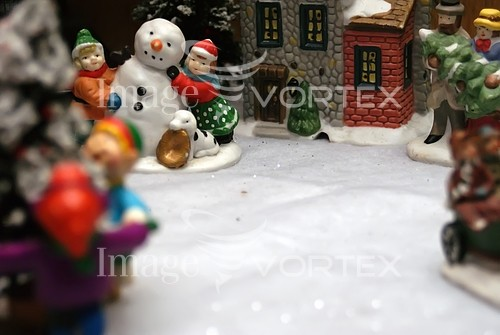 Christmas / new year royalty free stock image #288198505