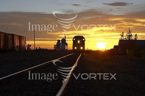 Sunset / sunrise royalty free stock image #322821261