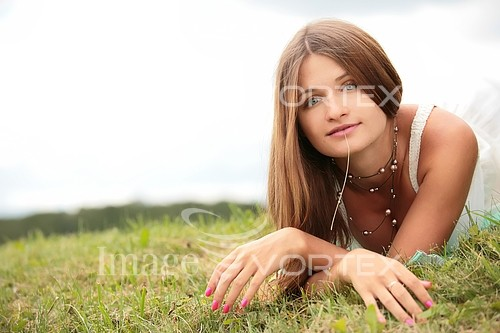 Woman royalty free stock image #370001465