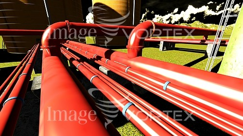 Industry / agriculture royalty free stock image #380372911