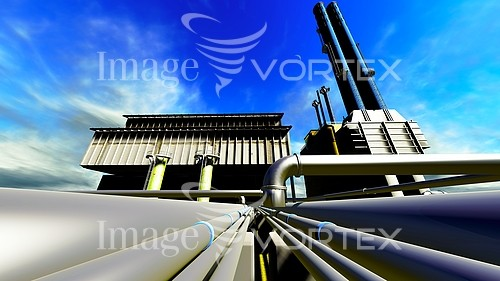Industry / agriculture royalty free stock image #382327575