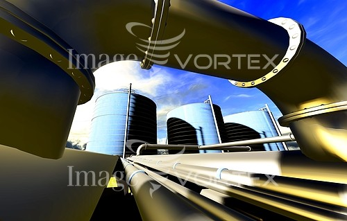 Industry / agriculture royalty free stock image #382345621