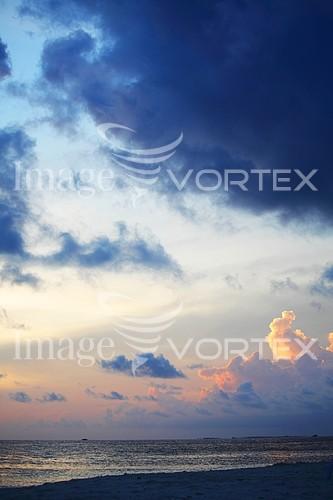 Sunset / sunrise royalty free stock image #401101884