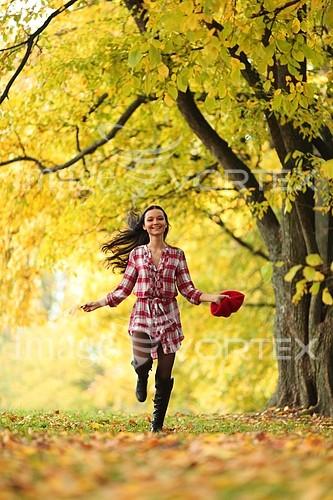 Woman royalty free stock image #407245448