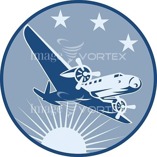 Airplane royalty free stock image #430601422