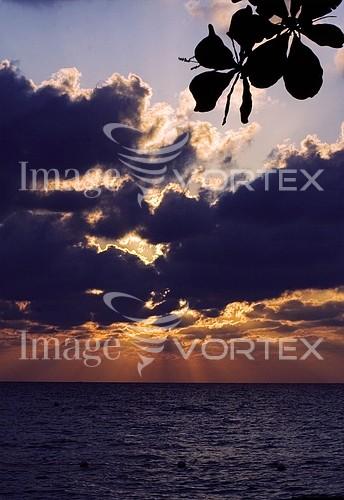 Sunset / sunrise royalty free stock image #469671038
