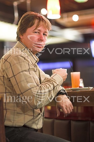 Man royalty free stock image #586383587