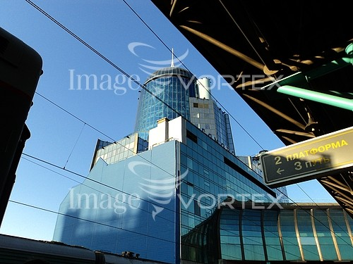 Architecture / building royalty free stock image #607812190