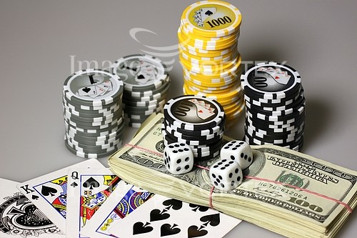 Casino / gambling royalty free stock image #609940051