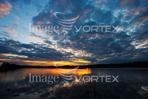 Sunset / sunrise royalty free stock image #617788502