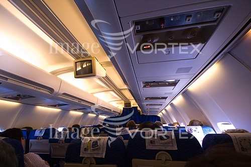 Airplane royalty free stock image #805716367