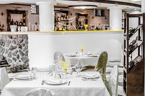 Restaurant / club royalty free stock image #808557458