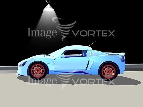 Car / road royalty free stock image #810751745