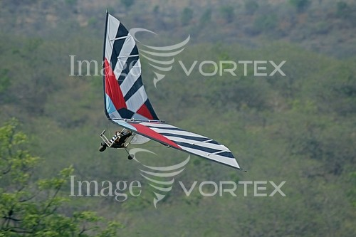 Airplane royalty free stock image #836243572
