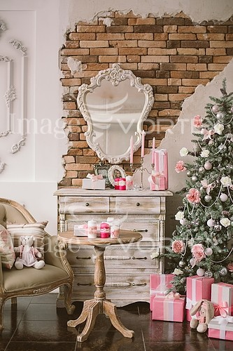 Christmas / new year royalty free stock image #845534867