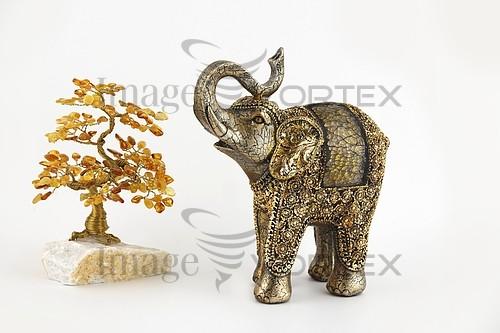 Holiday / gift royalty free stock image #861851285