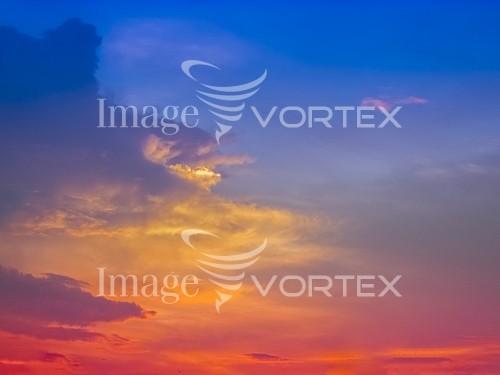 Sunset / sunrise royalty free stock image #869431709