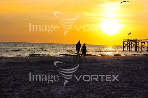 Sunset / sunrise royalty free stock image #885112775