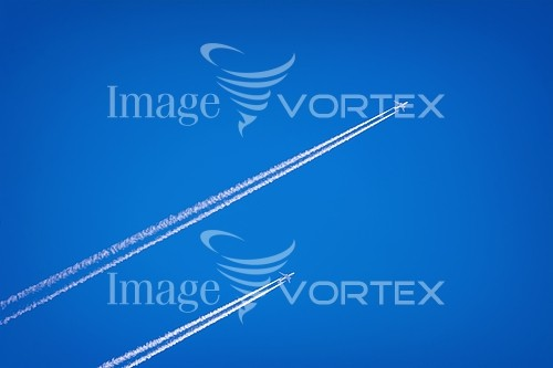 Airplane royalty free stock image #886783515