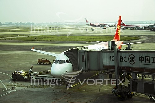Airplane royalty free stock image #905415958
