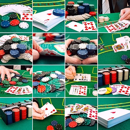 Casino / gambling royalty free stock image #934956716