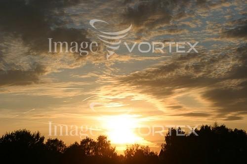 Sunset / sunrise royalty free stock image #938289536