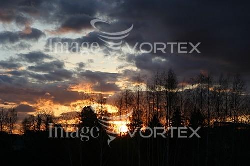 Sunset / sunrise royalty free stock image #944943901