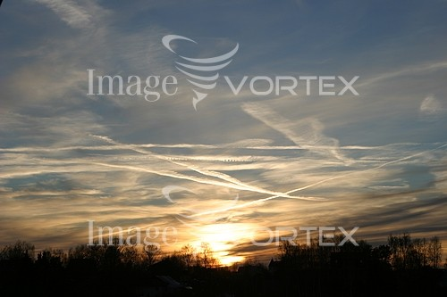 Sunset / sunrise royalty free stock image #944976659