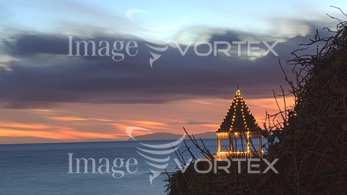 Sunset / sunrise royalty free stock image #949143816