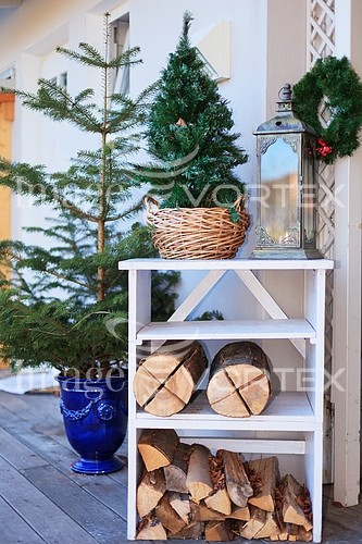 Christmas / new year royalty free stock image #990163313