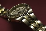 Watch royalty free stock image - click to enlarge