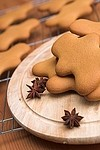 Gingerbread royalty free stock image - click to enlarge
