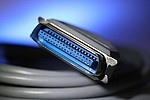 Cable royalty free stock image - click to enlarge