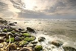 Shoreline royalty free stock image - click to enlarge