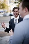 Businessmen royalty free stock image - click to enlarge