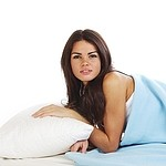 Pillow royalty free stock image - click to enlarge