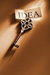 Ideas royalty free stock image - click to enlarge