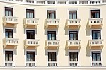 Balcony royalty free stock image - click to enlarge