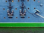 Portholes royalty free stock image - click to enlarge