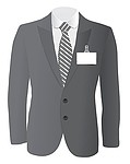 Suit royalty free stock image - click to enlarge
