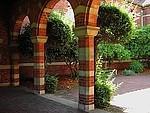 Arches royalty free stock image - click to enlarge
